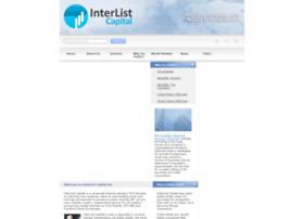interlistcapital.com
