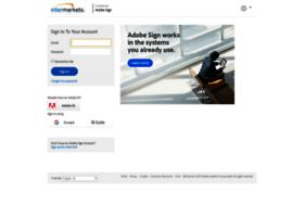 intermarkets.echosign.com