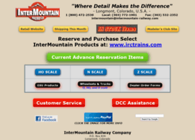 intermountain-railway.com