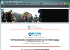 internacionales.unt.edu.ar