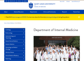 internalmed.slu.edu