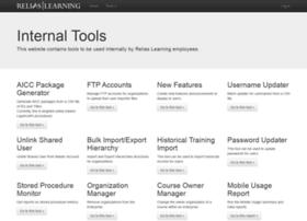 internaltools.reliaslearning.com