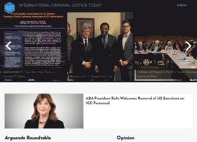 international-criminal-justice-today.org