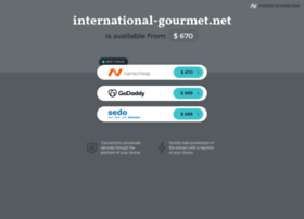 international-gourmet.net