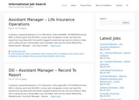 international-job-search.com