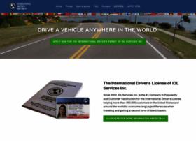 The International Driver's Document: International Translation of