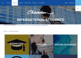 international.chisholm.edu.au