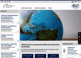 international.h-da.de