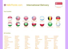 international.helloflorist.com