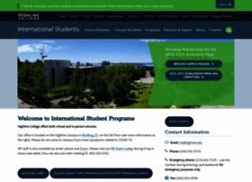 international.highline.edu