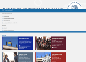 international.hu-berlin.de
