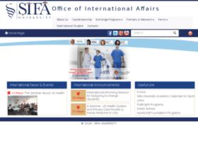 international.sifa.edu.tr