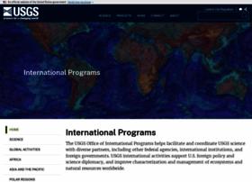 international.usgs.gov