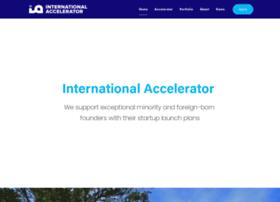 internationalaccelerator.com