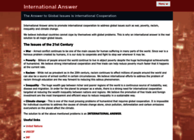 internationalanswer.org