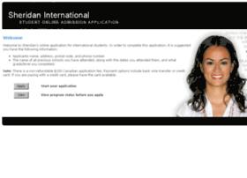 internationalapplication.sheridaninstitute.ca