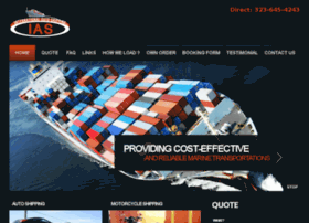 internationalautoshipping.com