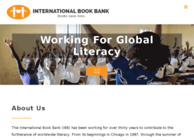 internationalbookbank.org