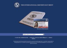internationaldriverdocument.com