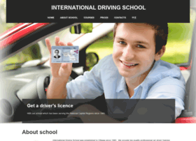 internationaldrivingschool.net