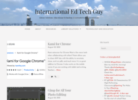 internationaledtechguy.com