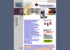 internationalequipmentsindia.com