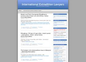 internationalextraditionblog.com