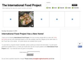 internationalfoodproject.com
