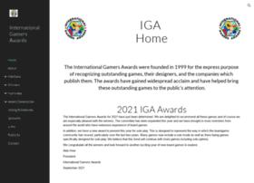 internationalgamersawards.net