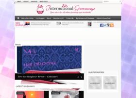 internationalgiveaways.com