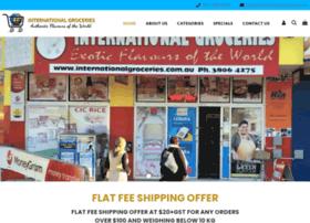 internationalgroceries.com.au