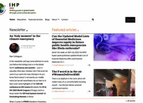 internationalhealthpolicies.org
