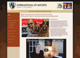 internationalk9imports.com