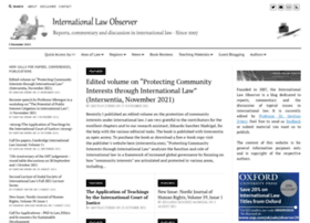 internationallawobserver.eu