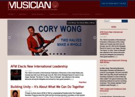 internationalmusician.org