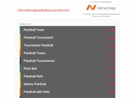 internationalpaintballtournament.com