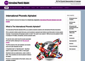internationalphoneticalphabet.org