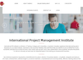 internationalpminstitute.org