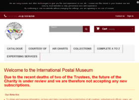 internationalpostalmuseum.com
