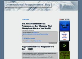 internationalprogrammersday.org