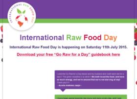 internationalrawfoodday.com