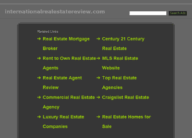 internationalrealestatereview.com