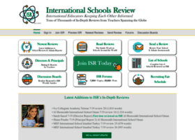 internationalschoolsreview.com