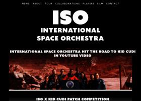 internationalspaceorchestra.com