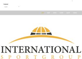 internationalsportgroup.com