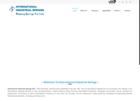 internationalsprings.com