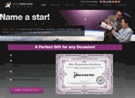 internationalstarregistrant.com