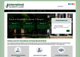 internationalstudentloan.com