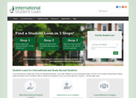 internationalstudentloans.com