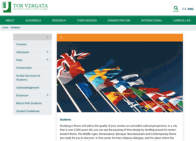 internationalstudents.uniroma2.it